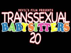 Transsexual Babysitters 20