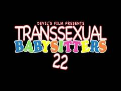 Transsexual Babysitters 22