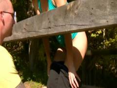 Amateur Outdoor Sex